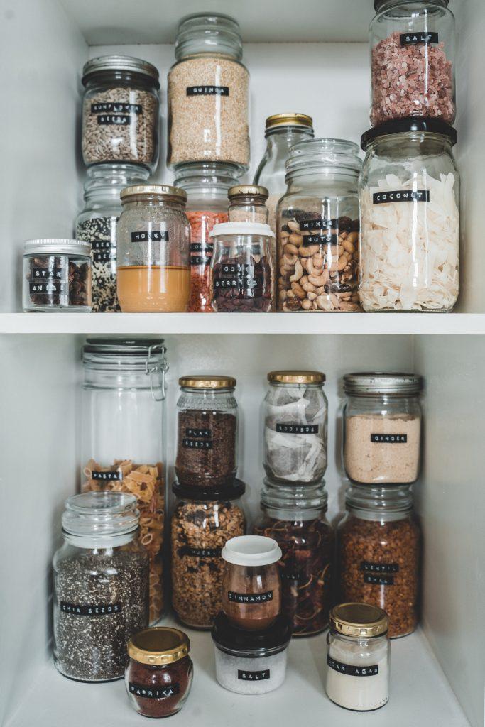 Kitchen Storage Room